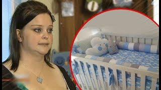 Após venda do berço de seu filho falecido, mãe recebe uma surpresa de marceneiro semanas depois