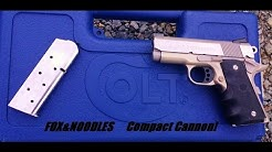 Colt Defender : The Compact Cannon