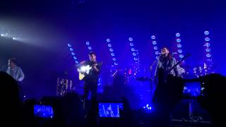 1 - Lover's Eyes - Mumford & Sons (Live in Raleigh, NC - 6/11/15)