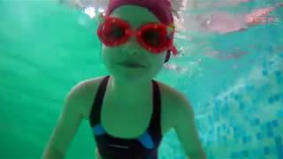 Детские тренировки в бассейне