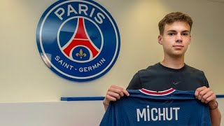 Edouard Michut ● Skills ● Passes ● Dribbling ● PSG