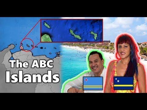 Dutch Islands off the Coast of Venezuela? People of Aruba, Curaçao and Bonaire (ABC Islands)