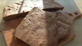 Ржаной хлеб без дрожжей на газированной воде