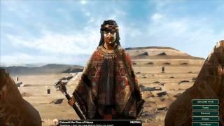 Nazca - Cahuachi | Peace
