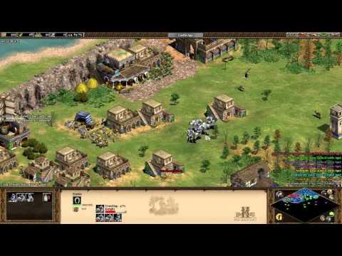 Age Of Empires 2: Ottoman Empire and Modern Turkey Walk through E01- Anatolia