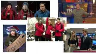 WCCB News Winter Storm Coverage - Feb, 25th 2015
