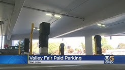 Paid Parking Coming To Valley Fair Mall In San Jose