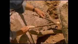 """Inca"" Stoneworking Theories - NOVA Secrets of Lost Empires Inca - Jean Pierre Protzen"