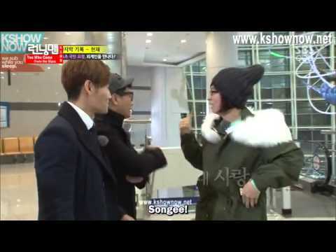 Running Man Ep 185  You Who Came From The Stars Parody