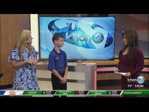 Navy News: Young Patriot's Club at Navy Hale Keiki School