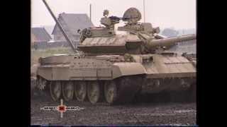 Т-55 - самый массовый танк в мире.