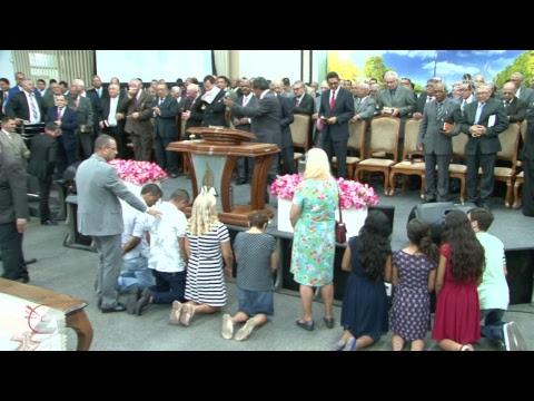 2º Culto de Doutrina   Templo Central   21-01-2019