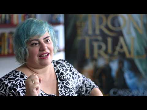 MAGISTERIUM: THE IRON TRIAL Interview with authors Holly Black and Cassandra Clare