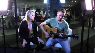 Jason Hartman and Bronz perform their new single Lead Me On