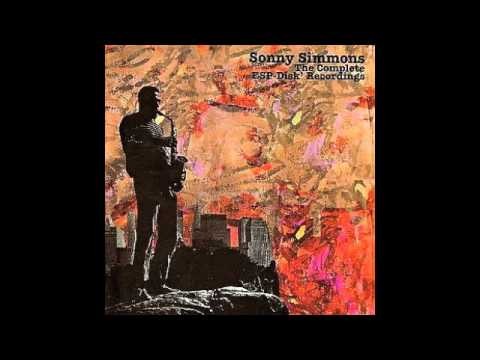 Interplanetary Travelers - Sonny Simmons