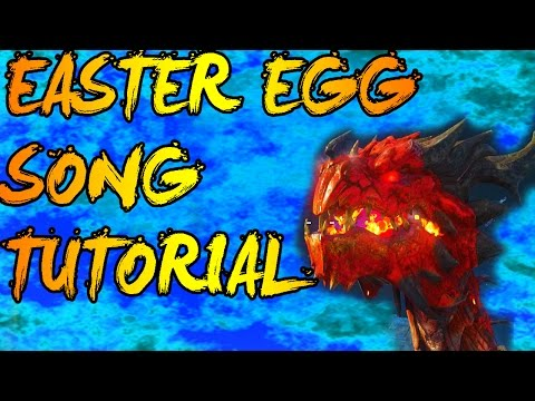 GOROD KROVI EASTER EGG SONG GUIDE! Black Ops 3 Zombies Easter Egg Tutorial!
