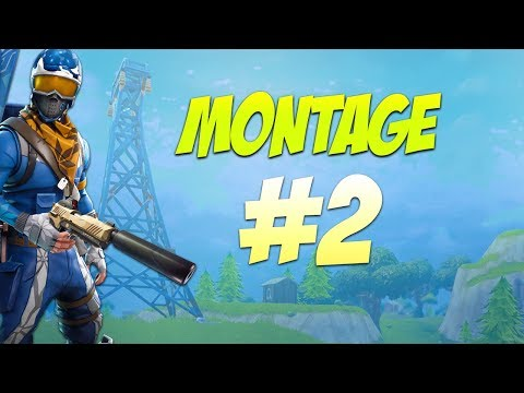 Fortnite SNIPER Montage / Daytage #2 - Avxry (Fortnite Battle Royale)