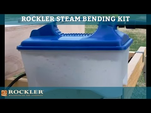 Rockler Steam Bending Kit
