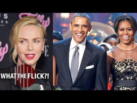 Charlize Theron To Play Megyn Kelly And The Obamas' Netflix Deal