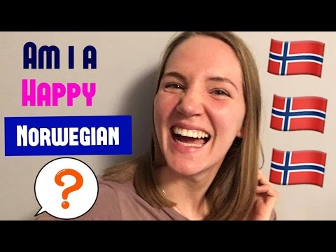 Am I a happy Norwegian?