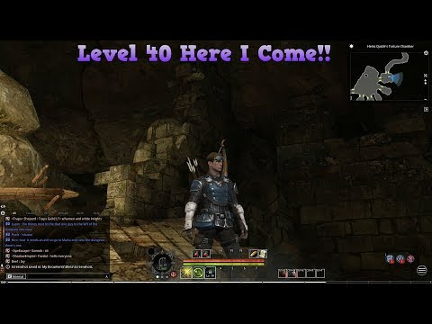 Bless Online MMO! The Grind To Level 40!!