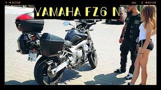 yamaha FZ6 N. Папаша на продажу
