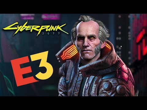Cyberpunk 2077 Confirmed on E3. Quick Release Date Speculation.
