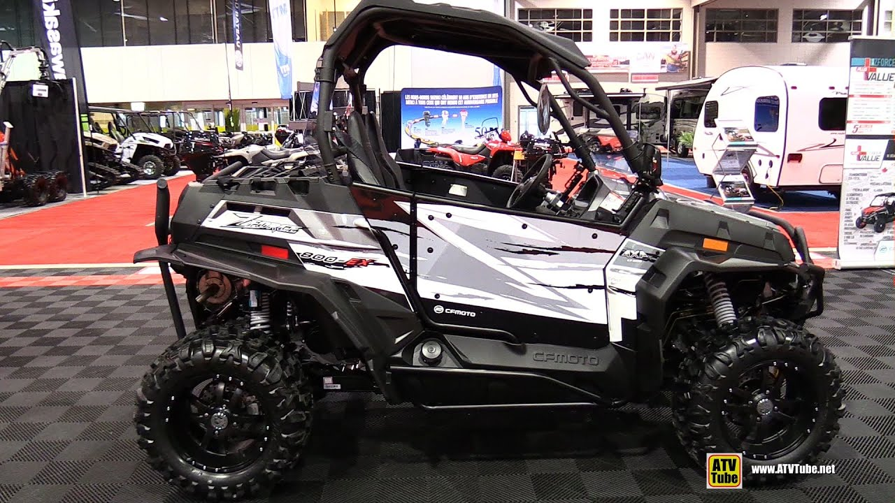 2015 cfmoto z force 800 ex exterior interior walkaround. Black Bedroom Furniture Sets. Home Design Ideas