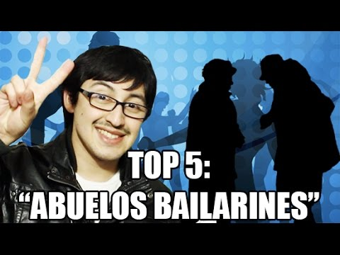 TOP 5: ABUELOS BAILARINES - Chilenito TV