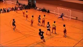 ハンドボール最高!2011 札幌月寒高校 モチベーション part06