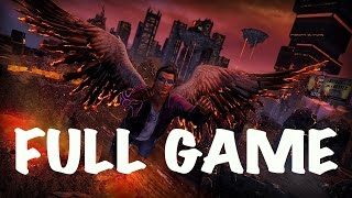 Saints Row Gat Out Of Hell Gameplay Walkthrough Full Game Let