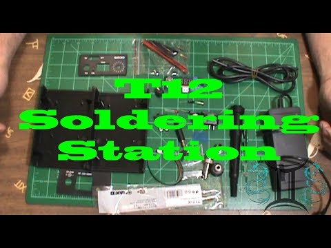 T12 soldering station