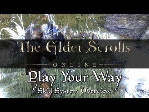 Elder Scrolls Online Abilities Guide