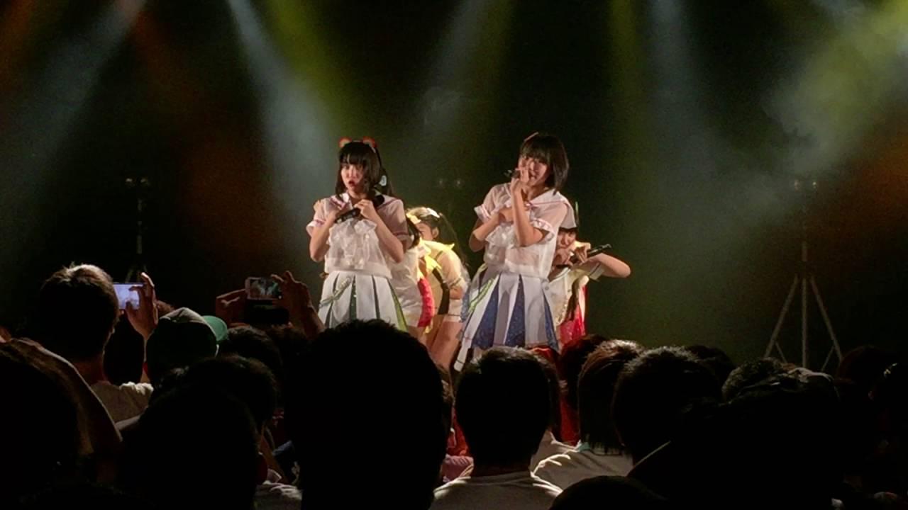 2016.7.16 虹コン×わーすた 限りなくトリケラトプスぉっょぃサマーLIVE!! @新宿BLAZE