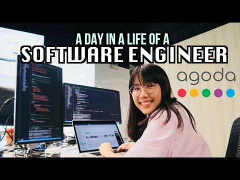 1 วันของโปรแกรมเมอร์ ที่ AGODA   Software Engineer Life   ของแพง♥️ของขวัญ