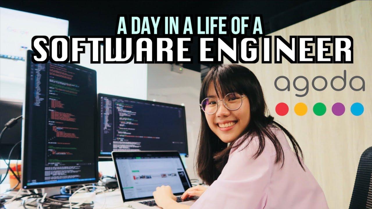 1 วันของโปรแกรมเมอร์ ที่ AGODA | Software Engineer Life | ของแพง♥️ของขวัญ