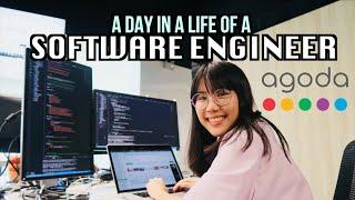 1 วันของโปรแกรมเมอร์ ที่ AGODA | Software Engineer Life | ของแพง♥️ของขวัญ screenshot 1