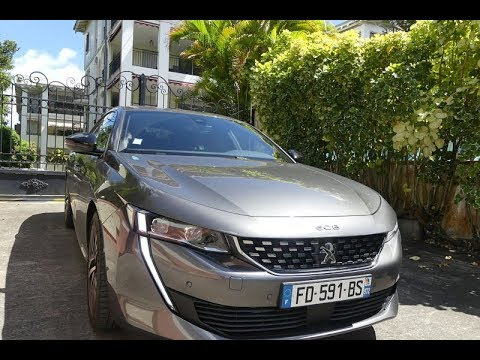 Essai nouvelle Peugeot 508 GT-Line 1.6l 225 EAT8 Martinique Production by Grantomobil.fr 2019