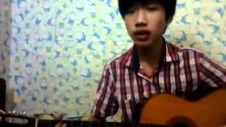 Em là hạnh phúc trong anh guitar cover