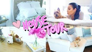 HOUSE TOUR | Welcome to my Crib ♡ Amanda Ensing