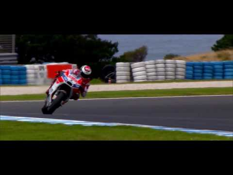 Ducati Team  2017 MotoGP  Preseason tests