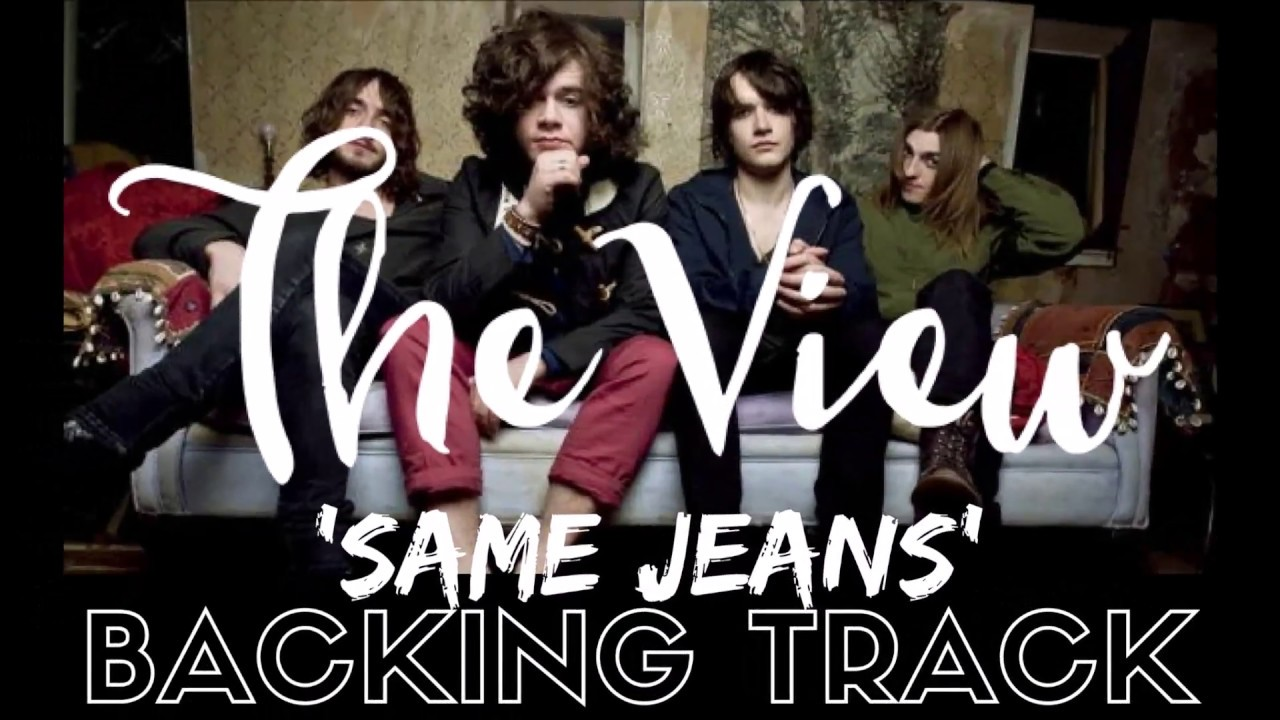 The View - 'Same Jeans' - Backing Track