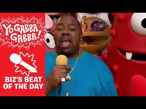 Biz's Beat Of The Day - Yo Gabba Gabba! (Super Room)