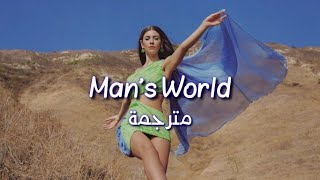 MARINA - Man's World (Lyrics) مترجمة 👨🌍