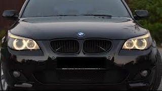 Секреты BMW.535 E 60 XI часть 1 обзор !