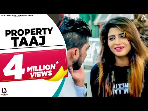 Property Taaj (Official) Raj Mawer | Sonika Singh, AP Rana, Ravi | New Haryanvi Songs Haryanavi 2018