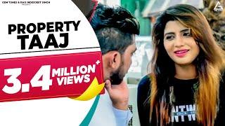 Property Taaj || Raj Mawer || Sonika Singh || Naveen Vishu Baba || New Haryanvi Songs Haryanavi 2018