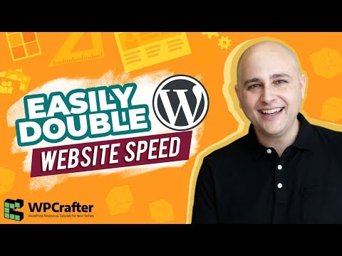 How To Make Your WordPress Website Run Faster By Changing 1 Setting - 동영상