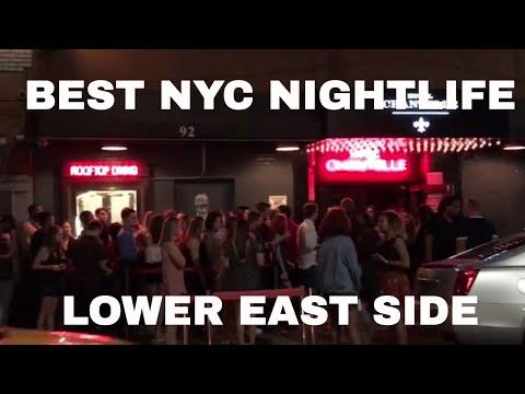 New York Nightlife - Lower East Side