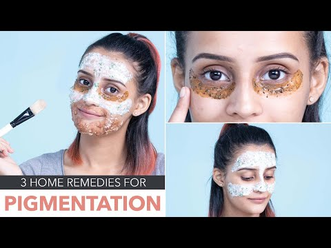 DIY Mask For Glowing Skin | Home Remedies For Pigmentation On The Face